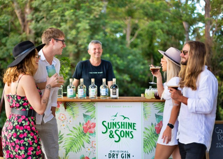 Sunshine Coast Gin Distillery Tour