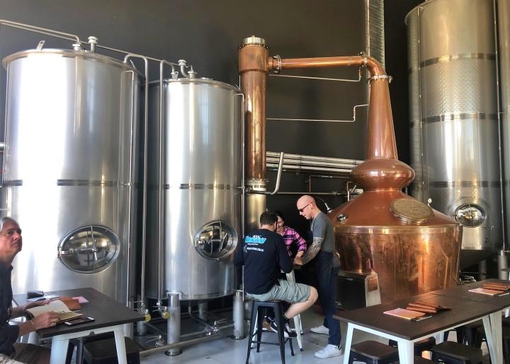 Sunshine Coast Distillery Tour | Coast to Hinterland Tours