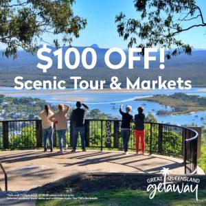 Great Queensland Getaway, Sunshine Coast Activities