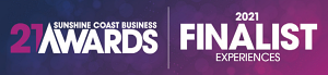 Sunshine Coast Business Awards Finalist. Sunshine Coast Day Tours